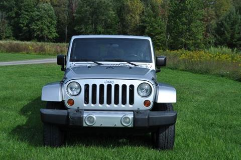 2008 Jeep Wrangler Unlimited for sale in Walden, NY