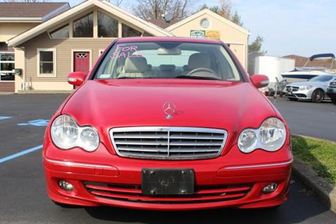 2007 Mercedes-Benz C-Class for sale in Walden, NY
