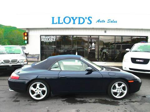 2000 Porsche 911 for sale in London, KY