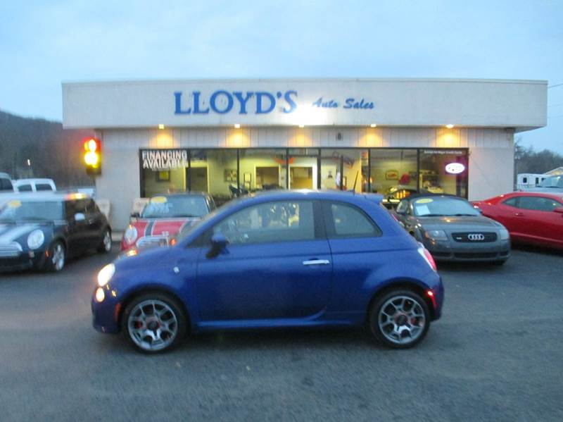Fiat Sport Dr Hatchback In London KY Lloyds Auto Sales - Fiat dealers in london