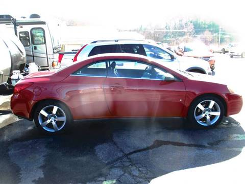 2007 Pontiac G6 for sale in London, KY