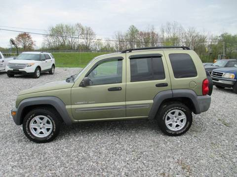 2003 Jeep Liberty for sale in London, KY