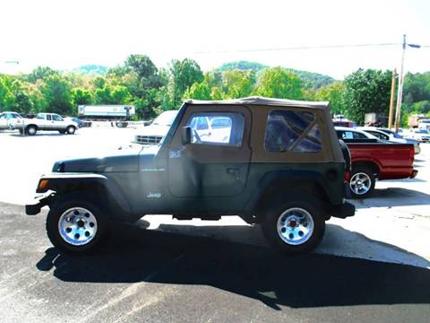 1999 Jeep Wrangler for sale in London, KY