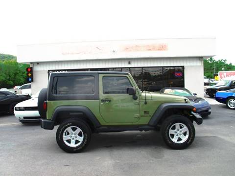 2013 Jeep Wrangler for sale in London, KY