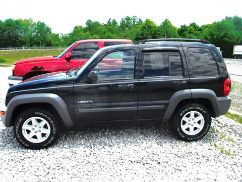 2004 Jeep Liberty for sale in London, KY