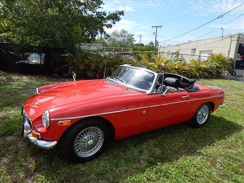 1970 MG MGB for sale in Jupiter, FL