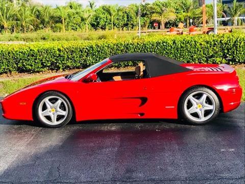 ferrari f355 for sale carsforsale com rh carsforsale com Ferrari 360 355 F1gts
