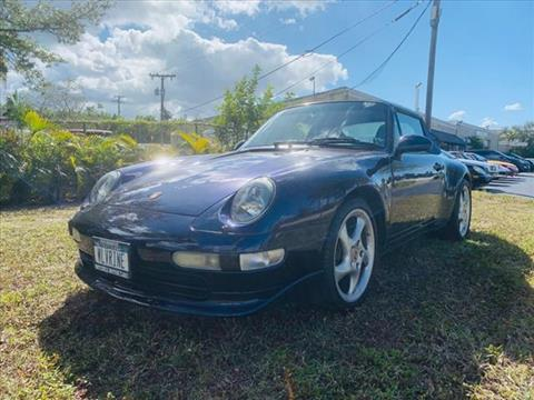1995 Porsche 911 for sale in Jupiter, FL