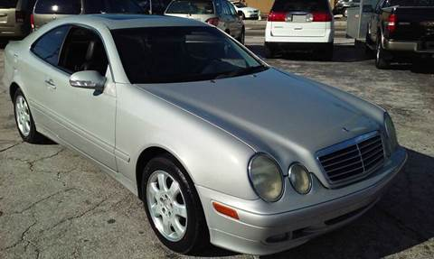 2000 Mercedes-Benz CLK for sale at Pinellas Auto Brokers in Saint Petersburg FL