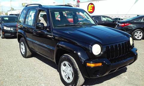 2003 Jeep Liberty for sale at Pinellas Auto Brokers in Saint Petersburg FL