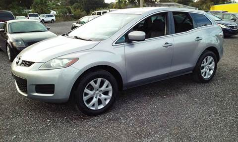 2008 Mazda CX-7 for sale at Pinellas Auto Brokers in Saint Petersburg FL