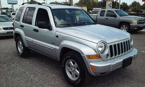 2006 Jeep Liberty for sale in Saint Petersburg, FL
