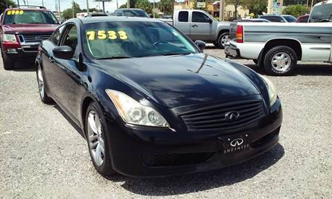 2008 Infiniti G37 for sale in Saint Petersburg, FL