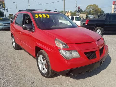 2005 Pontiac Aztek for sale in Saint Petersburg, FL