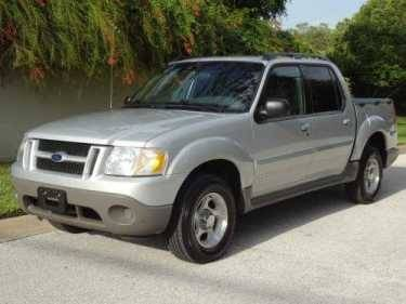 2002 Ford Explorer Sport Trac for sale in Saint Petersburg, FL