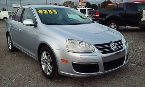 2007 Volkswagen Jetta for sale at Pinellas Auto Brokers in Saint Petersburg FL