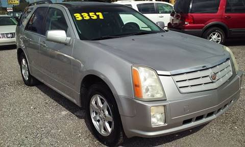 Pinellas Auto Brokers >> Used Cadillac SRX For Sale in Clearwater, FL - Carsforsale ...