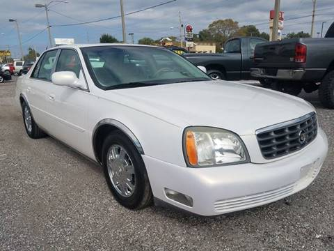 2004 Cadillac DeVille for sale in Saint Petersburg, FL