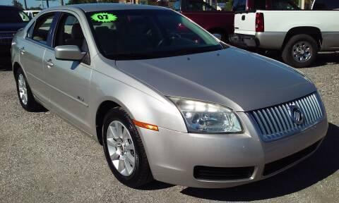 2007 Mercury Milan for sale at Pinellas Auto Brokers in Saint Petersburg FL
