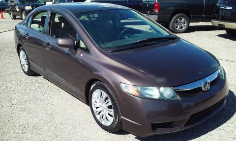 2010 Honda Civic for sale at Pinellas Auto Brokers in Saint Petersburg FL