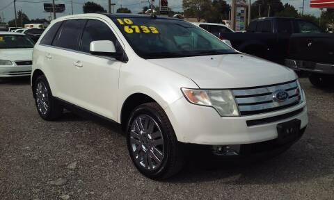 2010 Ford Edge for sale at Pinellas Auto Brokers in Saint Petersburg FL