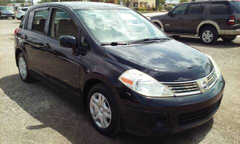 2008 Nissan Versa for sale at Pinellas Auto Brokers in Saint Petersburg FL