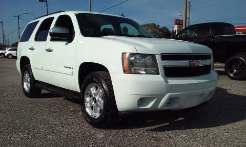 2009 Chevrolet Tahoe for sale at Pinellas Auto Brokers in Saint Petersburg FL