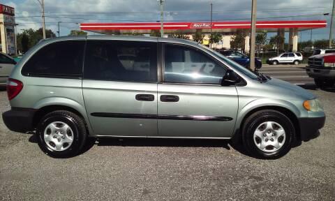 2003 Dodge Caravan for sale at Pinellas Auto Brokers in Saint Petersburg FL