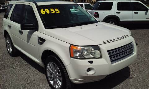 2009 Land Rover LR2 for sale at Pinellas Auto Brokers in Saint Petersburg FL