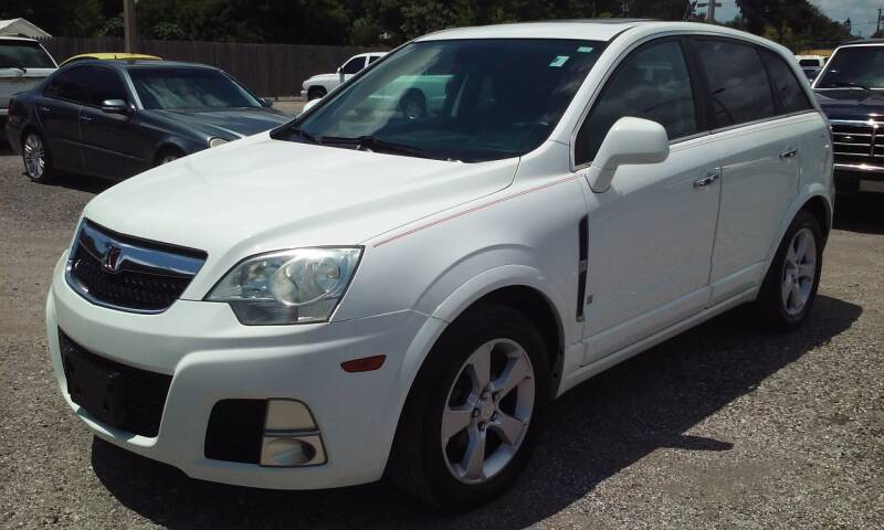 2009 Saturn Vue for sale at Pinellas Auto Brokers in Saint Petersburg FL