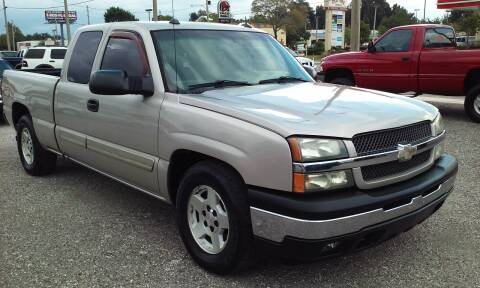 2005 Chevrolet Silverado 1500 for sale at Pinellas Auto Brokers in Saint Petersburg FL