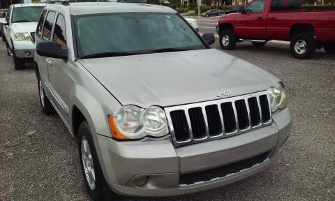 2010 Jeep Grand Cherokee for sale at Pinellas Auto Brokers in Saint Petersburg FL