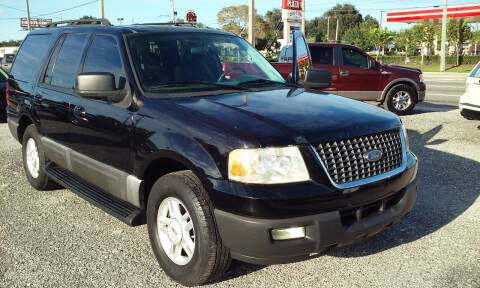 2005 Ford Expedition for sale at Pinellas Auto Brokers in Saint Petersburg FL
