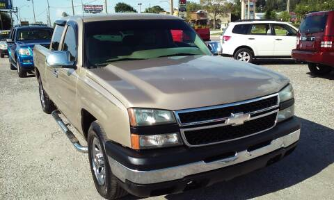 2006 Chevrolet Silverado 1500 for sale at Pinellas Auto Brokers in Saint Petersburg FL