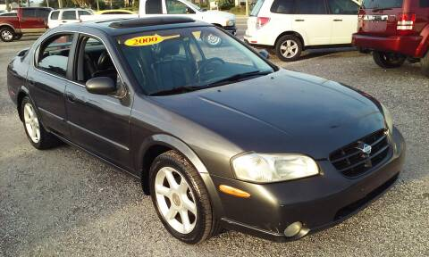 2000 Nissan Maxima for sale at Pinellas Auto Brokers in Saint Petersburg FL
