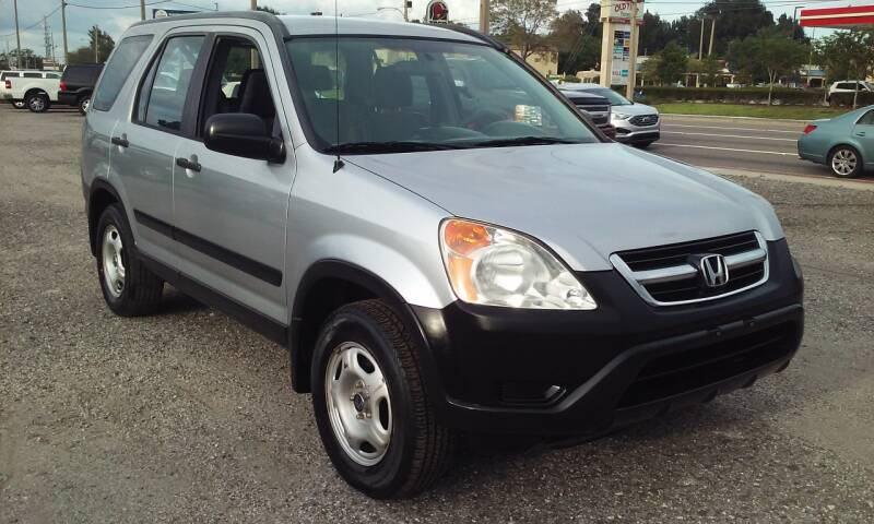 2004 Honda CR-V for sale at Pinellas Auto Brokers in Saint Petersburg FL