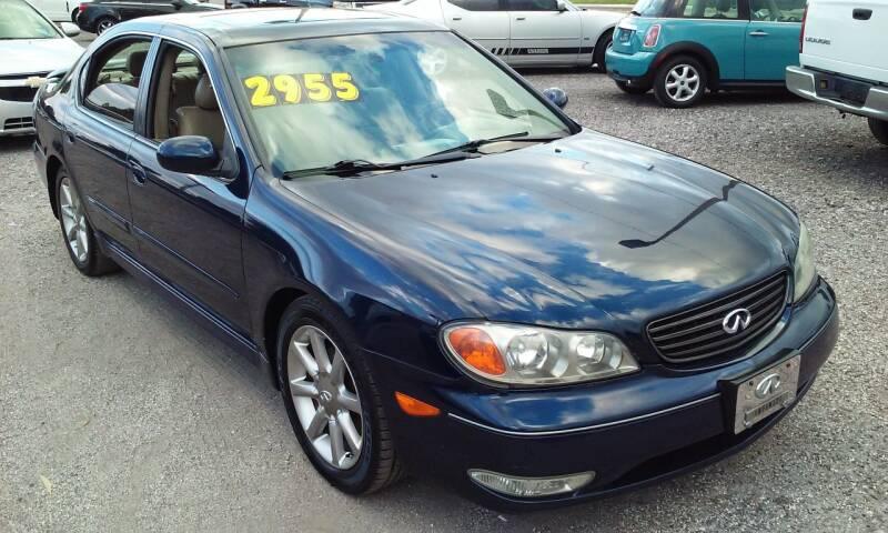 2002 Infiniti I35 for sale at Pinellas Auto Brokers in Saint Petersburg FL