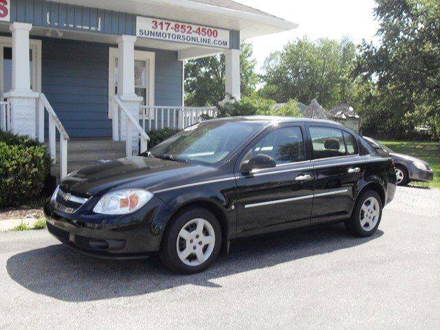 2009 Chevrolet Cobalt LT 4dr Sedan w/ 1LT - Indianapolis IN