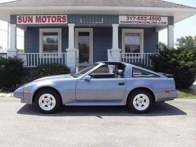 1986 Nissan 300ZX 2dr Hatchback - Indianapolis IN