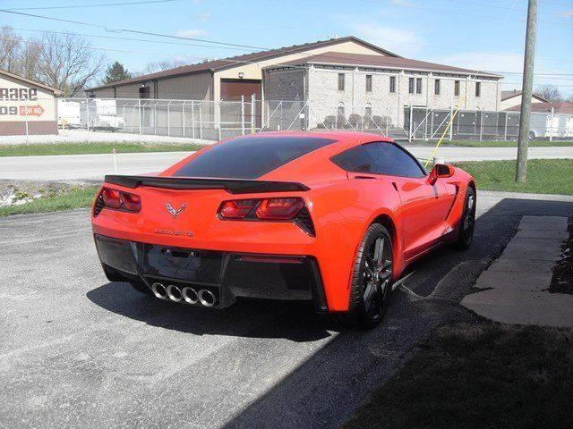 2016 Chevrolet Corvette Stingray Z51 2dr Coupe w/1LT - Indianapolis IN