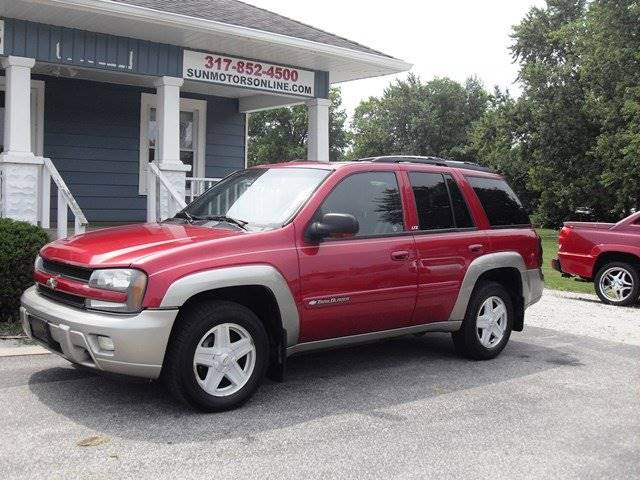 2002 Chevrolet TrailBlazer LTZ 4WD 4dr SUV - Indianapolis IN