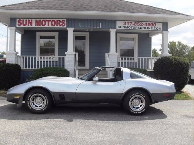 1982 Chevrolet Corvette 2dr Coupe - Indianapolis IN
