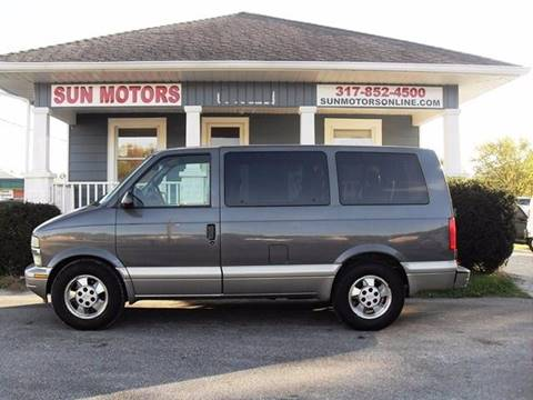 2003 Chevrolet Astro for sale in Indianapolis, IN