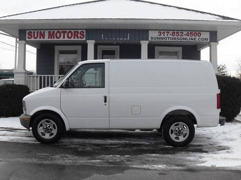 2005 GMC Safari Cargo for sale in Indianapolis, IN