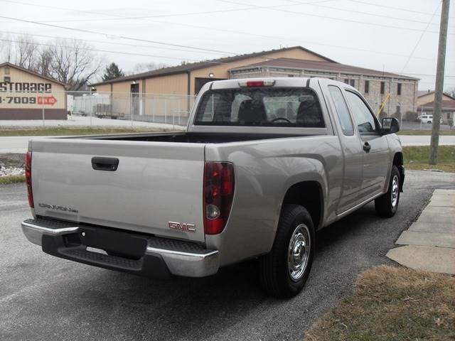2007 gmc canyon sl 4dr extended cab sb in indianapolis in sun motors contact publicscrutiny Image collections