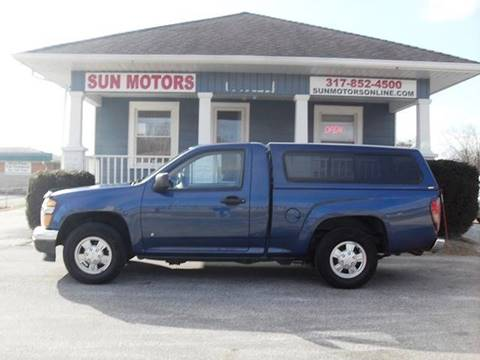 2006 GMC Canyon for sale in Indianapolis, IN