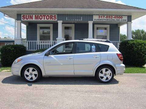 2004 Pontiac Vibe for sale in Indianapolis, IN
