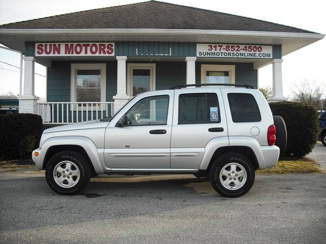 2002 Jeep Liberty Limited (image 1)