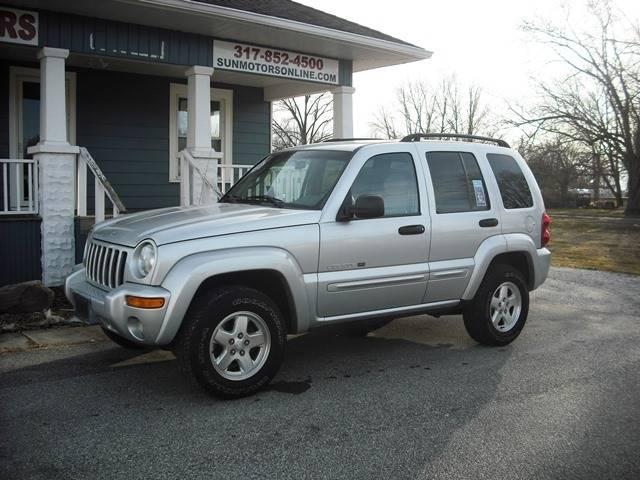2002 Jeep Liberty Limited (image 2)