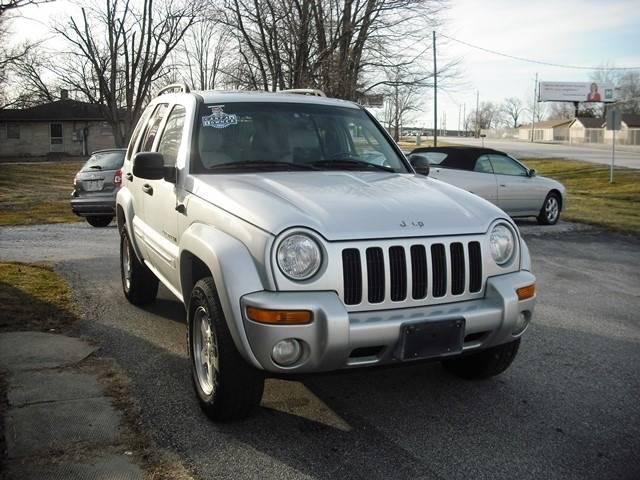 2002 Jeep Liberty Limited (image 3)